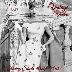 MONDAY 3/29 Vintage Vixens Sign Up Sheet